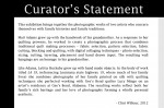 Curator's Statement