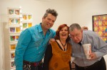 With Regina Verani and R. Michael Reed